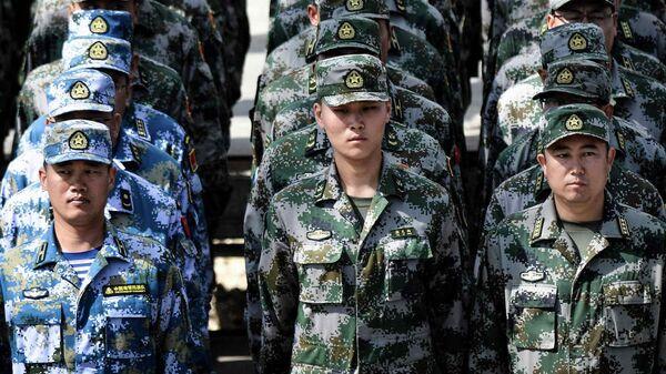 Кинеска војска - Sputnik Србија