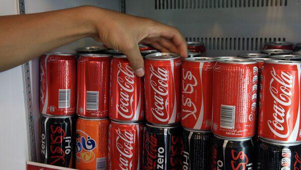 """Kompanija """"Koka-kola"""" tvrdi da za gojaznost nisu kriva gazirana pića, već manjak fizičke aktivnosti - Sputnik Srbija"""