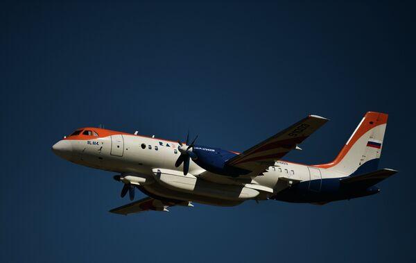 Најбољи од најбољих: Најновије руске летелице на авио-митингу МАКС 2015 - Sputnik Србија