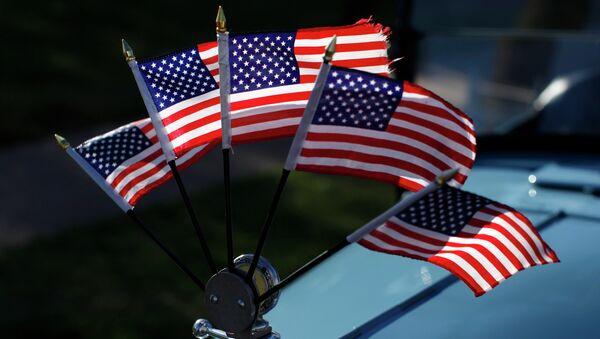 Zastave Amerike - Sputnik Srbija