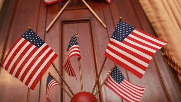 Флаги США - Sputnik Србија