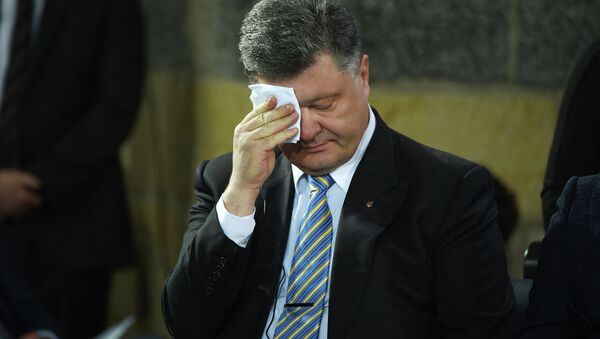 Петро Порошенко - Sputnik Србија
