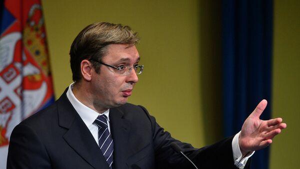 Александар Вучић - Sputnik Србија