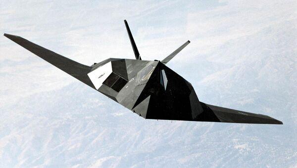 Ловац Ф-117 најтхок са технологијом смањене видљивости - Sputnik Србија