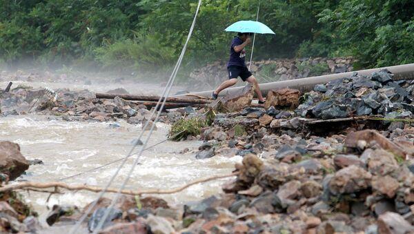 Поплаве у Сверној Кореји - Sputnik Србија