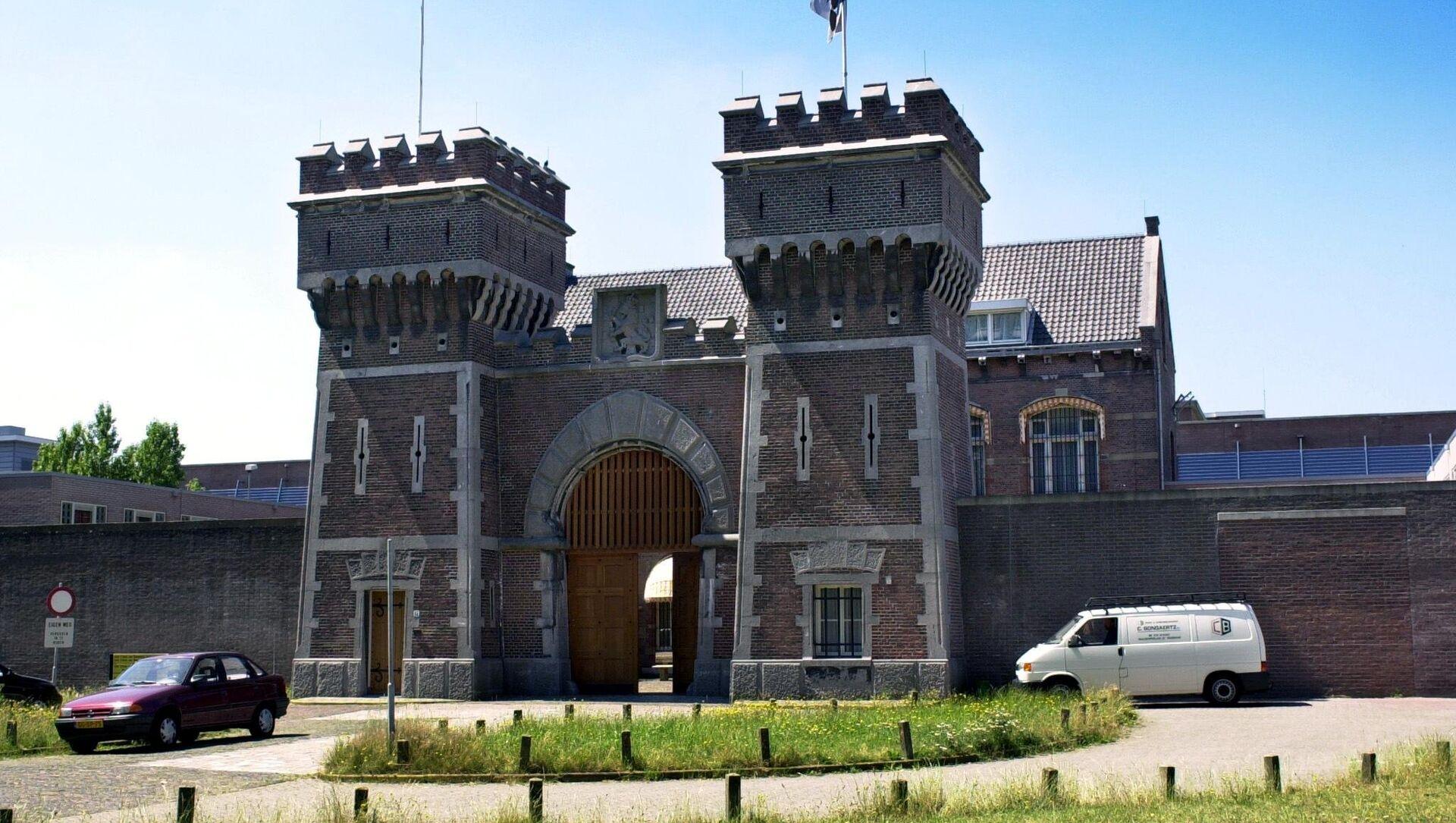 Kapija zatvora u Ševeningenu - Sputnik Srbija, 1920, 19.02.2021