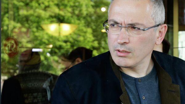 Mihail Hodorkovski - Sputnik Srbija
