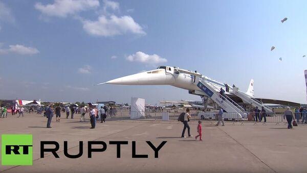 Avion Tu-144 - Sputnik Srbija