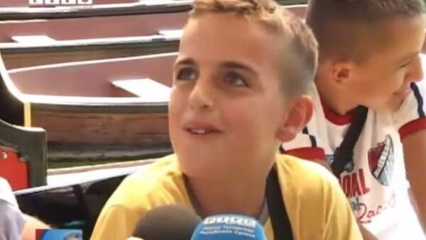 Mališani s Kosova boravili u Republici Srpskoj - Sputnik Srbija
