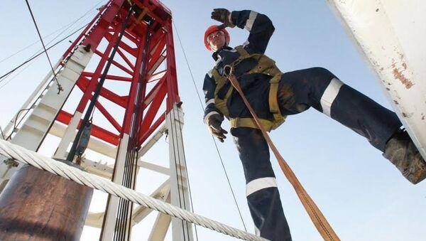 Novo naftno polje u Belorusiji - Sputnik Srbija