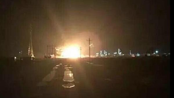 Explosion Seen at Eastern China Factory - Sputnik Srbija