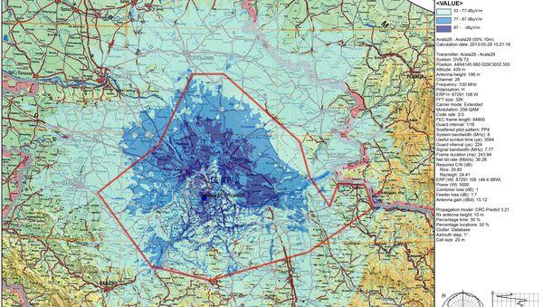 Mapa digitalizacije - Sputnik Srbija
