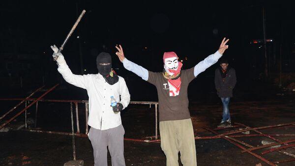 Курди блокирају путеве на истоку Турске - Sputnik Србија