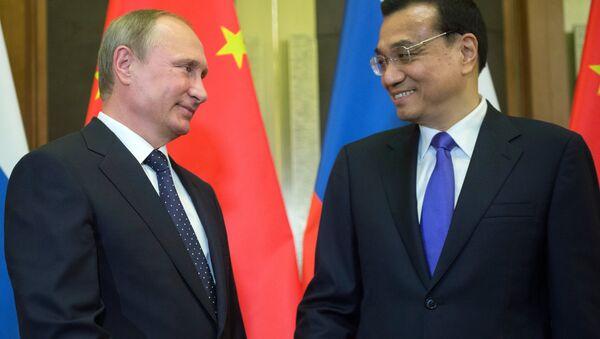 Predsednik Ruske Federacije Vladimir Putin u Kini - Sputnik Srbija