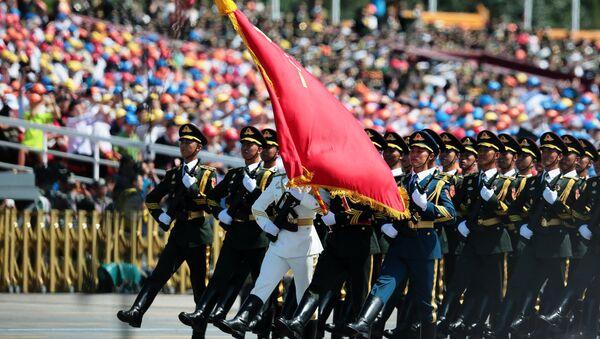 Кина на паради у Пекингу показала колика је војна сила - Sputnik Србија