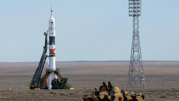 Kosmički brod Sojuz TMA-18M - Sputnik Srbija