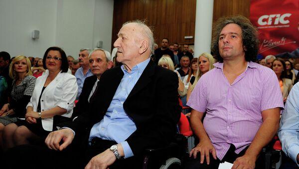 Predrag J. Marković - Sputnik Srbija
