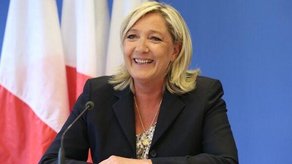 Marin Le Pen - Sputnik Srbija