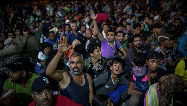 Izbeglice iz Sirije - Sputnik Srbija