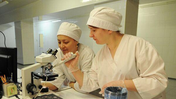Лабораторија за анализу меса - Sputnik Србија
