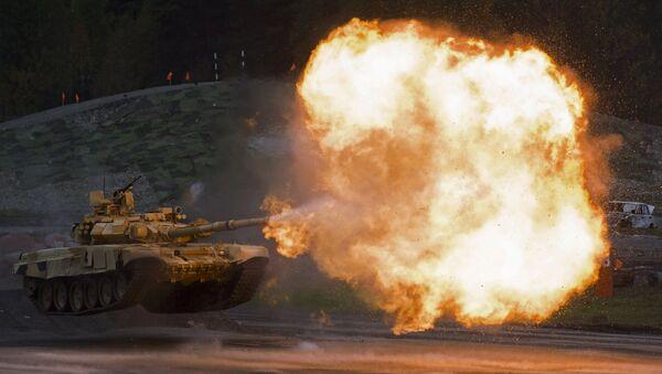 T-90A tenk - Sputnik Srbija