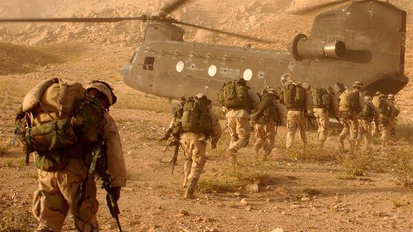 Америчке трупе у Авганистану - Sputnik Србија
