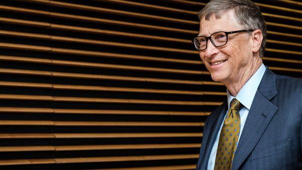 Бил Гејтс – најбогатији човек на свету - Sputnik Србија