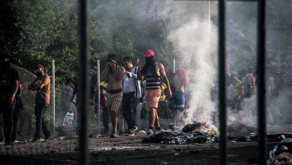 Ситуација на Хоргошу - Sputnik Србија