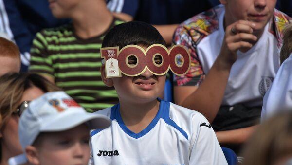 Odbrojavanje: 1000 dana do početka SP u fudbalu 2018. u Rusiji - Sputnik Srbija