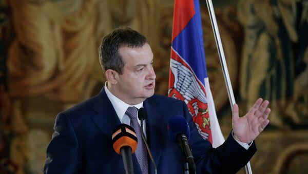 Иваица Дачић - Sputnik Србија