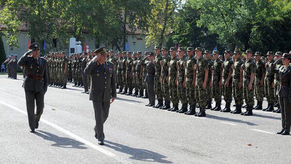 Polaganje vojničke zakletve - Sputnik Srbija