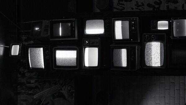 Televizija smetnje ilustracija - Sputnik Srbija