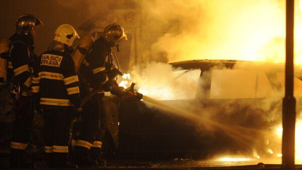 Češki vatrogasci - Sputnik Srbija
