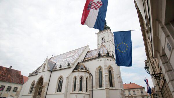 Hrvatski parlament - Sputnik Srbija