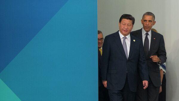 Si Đinping i Barak Obama - Sputnik Srbija