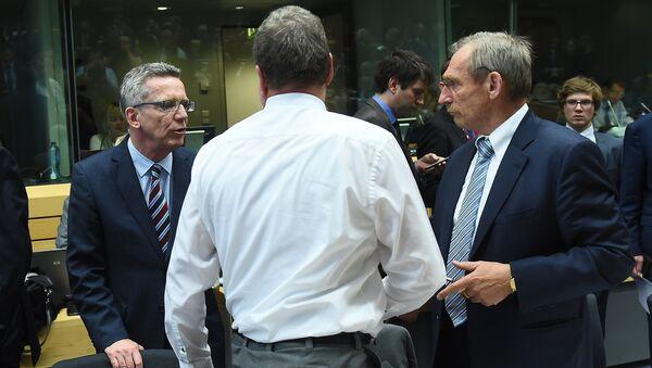 Састанак министара у Бриселу - Sputnik Србија
