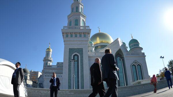 Otvaranje džamije u Moskvi - Sputnik Srbija