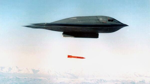 Bombarder B-2 Spirit - Sputnik Srbija