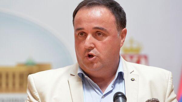 Zoran Babić - Sputnik Srbija