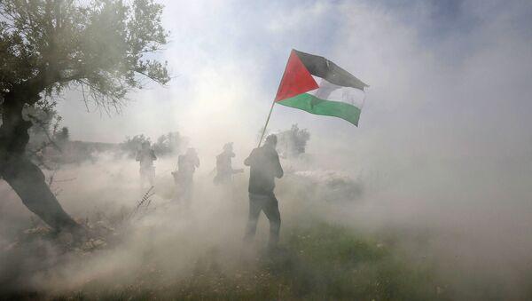 Протести Палестинаца у Израелу - Sputnik Србија