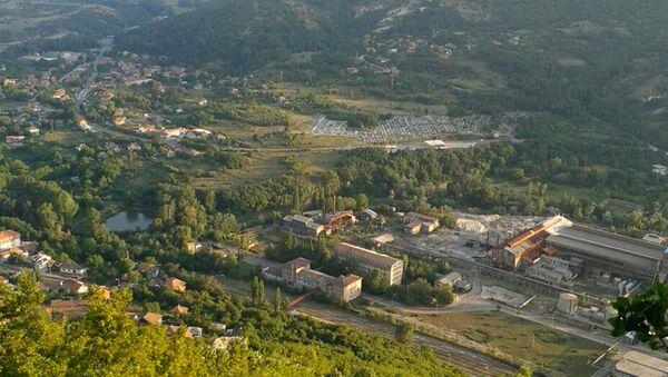 Pogled na rudnik Trepču u Zvečanu - Sputnik Srbija