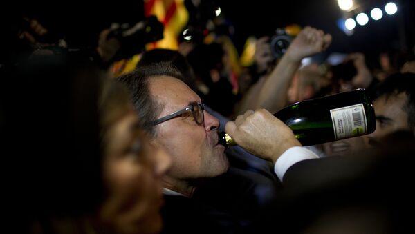 Artur Mas, premijer Katalonije - Sputnik Srbija