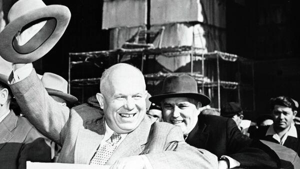 Никита Хрушчов - Sputnik Србија