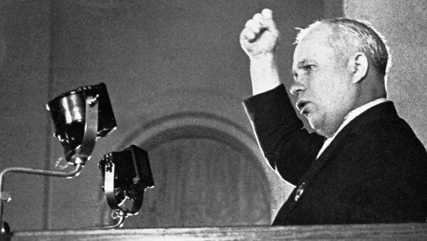 Nikita Hruščov - Sputnik Srbija