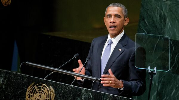 Председник Барак Обама - Sputnik Србија