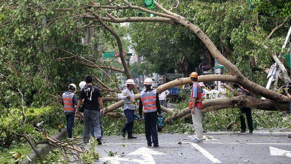 Невреме, тајфун у Тајвану - Sputnik Србија