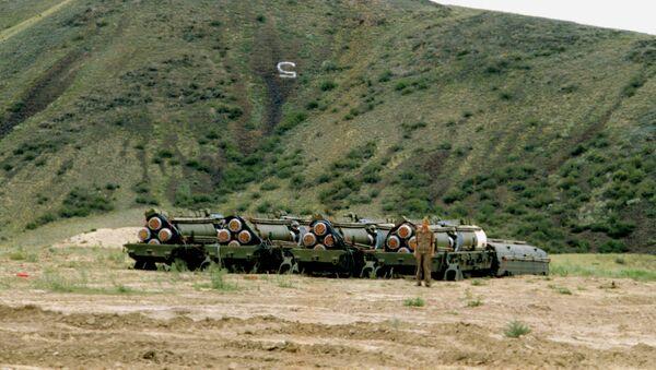 Rakete srednjeg i dugog dometa - Sputnik Srbija