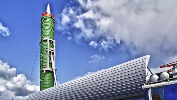 Borbeni železnički raketni kompleks RT-23 Molodec (Junak) - Sputnik Srbija