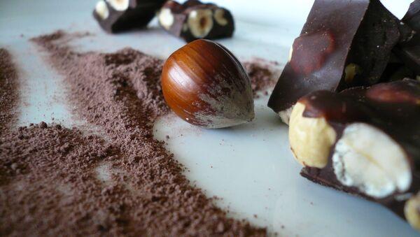 Čokolada, ilustracija - Sputnik Srbija