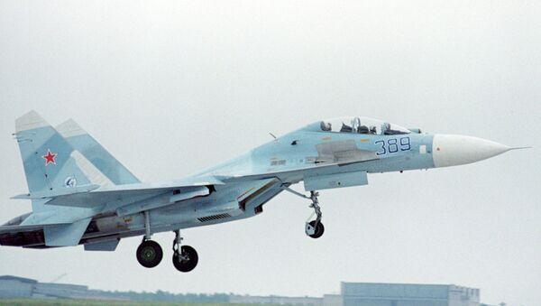 Lovac–presretač suhoj Su-27 - Sputnik Srbija